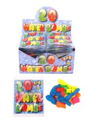 Water Bombs Pack of 20