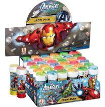 Disney Marvel Iron Man Party Bubbles
