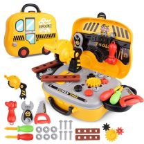 Kids Tool Set Carry Case
