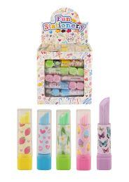 Lipstick Eraser Toy