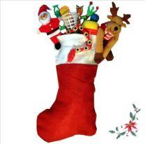 Filled Christmas Stocking - STANDARD BOYS