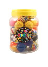 Large Bouncy Ball 45mm in Tub
