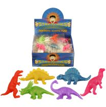 Stretchy Dinosaur Toy - 6cm Long