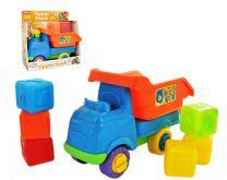 Fun Time - Tipper Truck with ABC Blocks