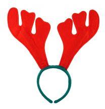 Christmas Reindeer Antlers on Headband