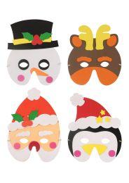 Foam Eva Christmas  Themed Mask