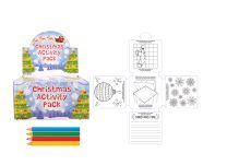 Childrens Christmas Activity Pack