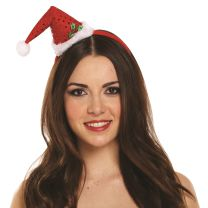 Christmas Headband Santa Hat