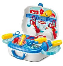 WowTastic Kids Medical Doctor Set Carry Case boxed