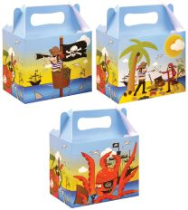 Pirate Lunch Box - Party Box