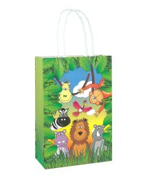 Jungle Paper Party Bag