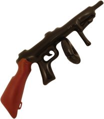 Inflatable Tommy Gun 80cm