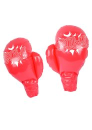 Novelty Inflatable Boxing Gloves 39cm Fancy Dress Accessory Party Bag