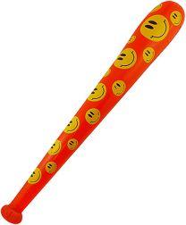 Inflatable Baseball Bat Smiley